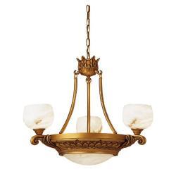 Atlas Lamp ámbar Golden Alabaster white