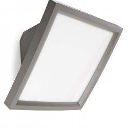 Access Wall Lamp 2xE27 MAX 18W Grey mate