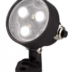 Aqua submersible adjustable spotlight IP68 3x7W 4000K white neutral Black