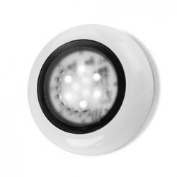 Aqua proyector para piscina de Superficie IP68 LED 9x3w blanco Neutral 4200K
