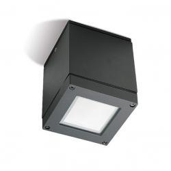 Afrodita lâmpada do teto 11x11x14cm Par 30 E27 75W Cinza Urbano