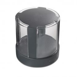 Compact Baliza LED 16,8W 3000K gris urbano