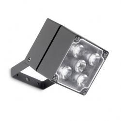 Cube projector LED Grey urbano 5xLED Cree 14.5W 103x103cm