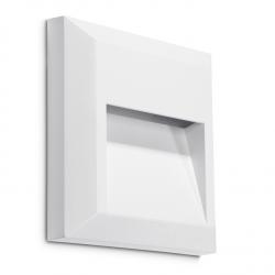 Kössel ceiling lamp 30x30x9cm 2xPL E27 18w Grey