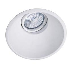 Dome Downlight Redondo Orientable QR-CBC51 blanco