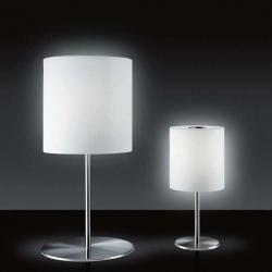 Celine T15 Lampada da tavolo 1x60W E14 bianco Satin