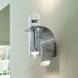 Flexa P Wall Lamp 2x50W E27 Glass