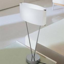 Vittoria T1 Table Lamp 1x200W R7s white Satin