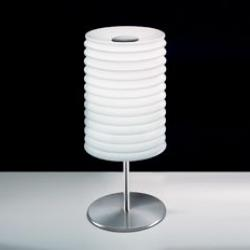 Module T22/CL Table Lamp 1x150W E27 white Shiny