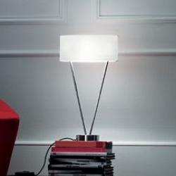 Vittoria T1 Table Lamp 1x200W R7s ámbar Satin