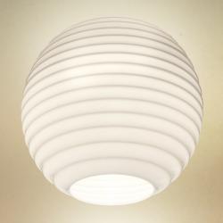 Module PL35 ceiling lamp ø35cm E27 1x150w white Shiny