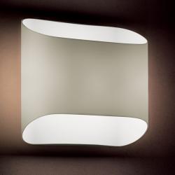 Abbey Wall Lamp Grey