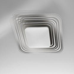 Cora 45 P PL Aplique/Plafón blanco