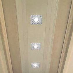 Diamante F Wall Lamp Glass