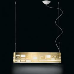 Eris 65 S Lámpara Colgante G5 Oro