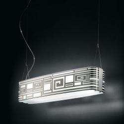 Eris 65 S Lámpara Colgante G5 platino