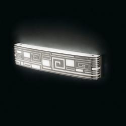 Eris 65 P PL Aplique/Plafón G5 platino