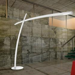 Katana TR Floor Lamp white opaque