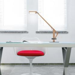 Leva T Table Lamp LED 9W hay Natural S/Base