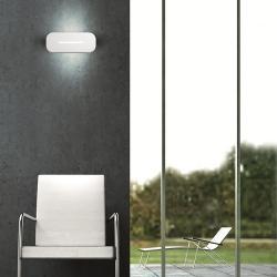 Loft Small P Wall Lamp G24Q 3 white Pulido