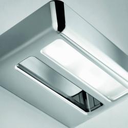 One P Wall Lamp LED 2x3,6W Chrome