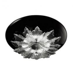 Orleans PL ceiling lamp white Glass