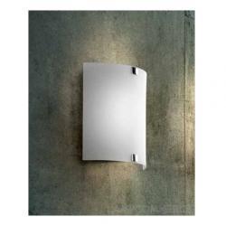 Quadro 30 Wall lamp/Plafon white 1XE27 MONT Chrome
