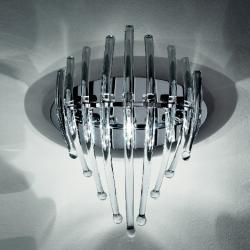 Salome Wall Lamp Glass bulb
