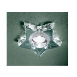 SD Star F Downlight Transparent Shiny GU5,3