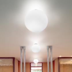 Sphera PL29 Wall lamp/ceiling lamp 1x100W E27 white Satin