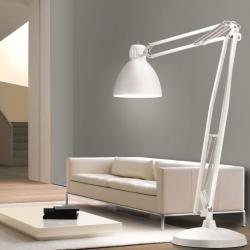 The Great JJ lamp of Floor Lamp white Pulido E27