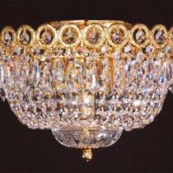 Semi Plafón Cristal Lbd0025.3