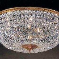 Semi Plafón Cristal Dec0034.10