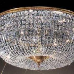 Semi Plafón Cristal Dec0035.12
