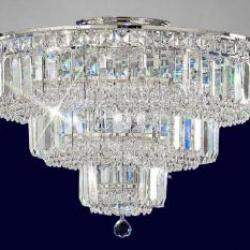 Semi Plafón Cristal Dec0041.6