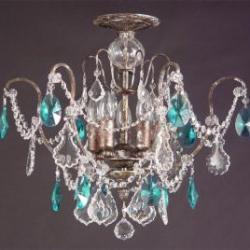 Lámpara of Glass Lbd0136.5