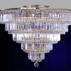Semi Plafón Cristal Lbd3100 12