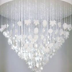 Chandelier Magic Forest Pendant Lamp 2 meters (CE)