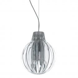 Agave Pendant Lamp ø26cm Gx24q 3/4 32/42w Transparent