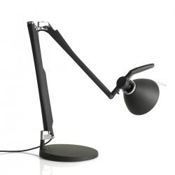 D33N.100D Fortebraccio (Structure) Balanced-arm lamp with dimmer ø16cm E27 Black