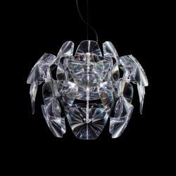 D66/12 Hope Pendant Lamp descantrada ø61cm 23w E27 FBT Transparent