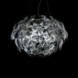 D66/42 Hope Pendant Lamp ø110cm 3x23w FBT E27 Transparent