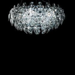 D66/105 Hope Lámpara Colgante ø200cm 5x23w E27 FBT Transparente