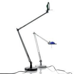 Berenice D12EL Balanced-arm lamp table of 45cm LED 8w Black