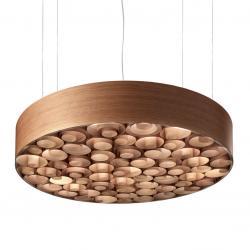Spiro large Pendant Lamp cherry/cherry