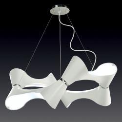 Ora Pendant Lamp Lacquered white 8L