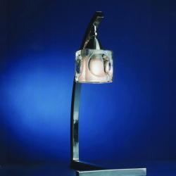 Cuadrax Sobremesa Níquel Satinado/Optico 1L