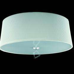Mara ceiling lamp ø55cm 4xE27 20w Chrome/white