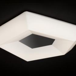 City ceiling lamp LED Large 65cm white 28w 2800 LMS 3000K