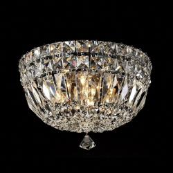Mantra Glass 461b ceiling lamp 4L Glasses Small 4x40w G9 Glass